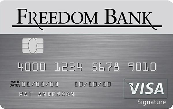 Visa Chip Cards